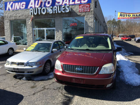 2006 Ford Freestar for sale at King Auto Sales INC in Medford NY