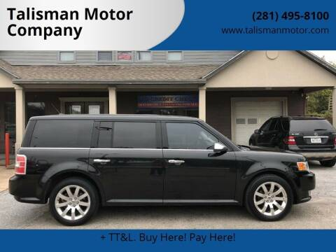 2011 Ford Flex for sale at Don Jacobson Automobiles in Houston TX