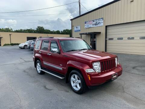 2012 Jeep Liberty for sale at EMH Imports LLC in Monroe NC