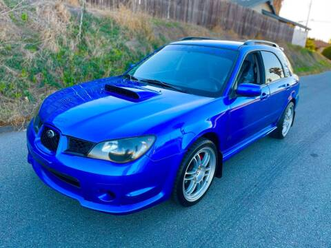 2007 Subaru Impreza for sale at Elite Car Center in Spring Valley CA