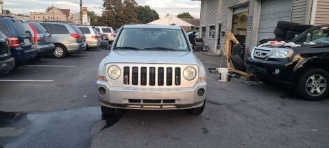 2008 Jeep Patriot for sale at Roy's Auto Sales in Harrisburg PA
