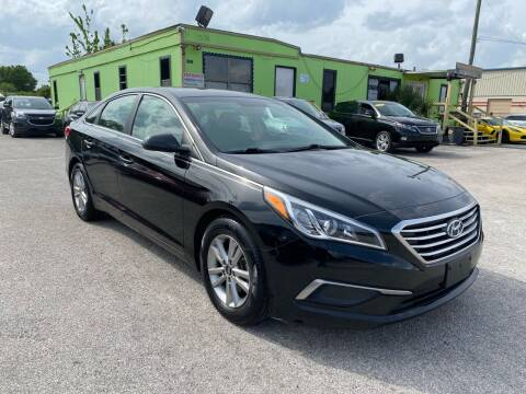 2016 Hyundai Sonata for sale at Marvin Motors in Kissimmee FL