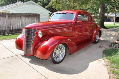 1938 Chevrolet Street Rod for sale at Classic Car Deals in Cadillac MI