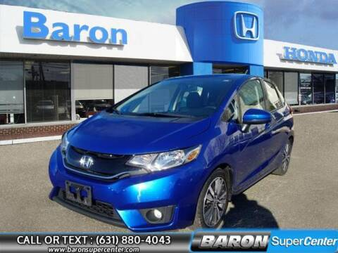 2016 Honda Fit for sale at Baron Super Center in Patchogue NY