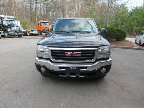 2006 GMC Sierra 1500 for sale at Heritage Truck and Auto Inc. in Londonderry NH
