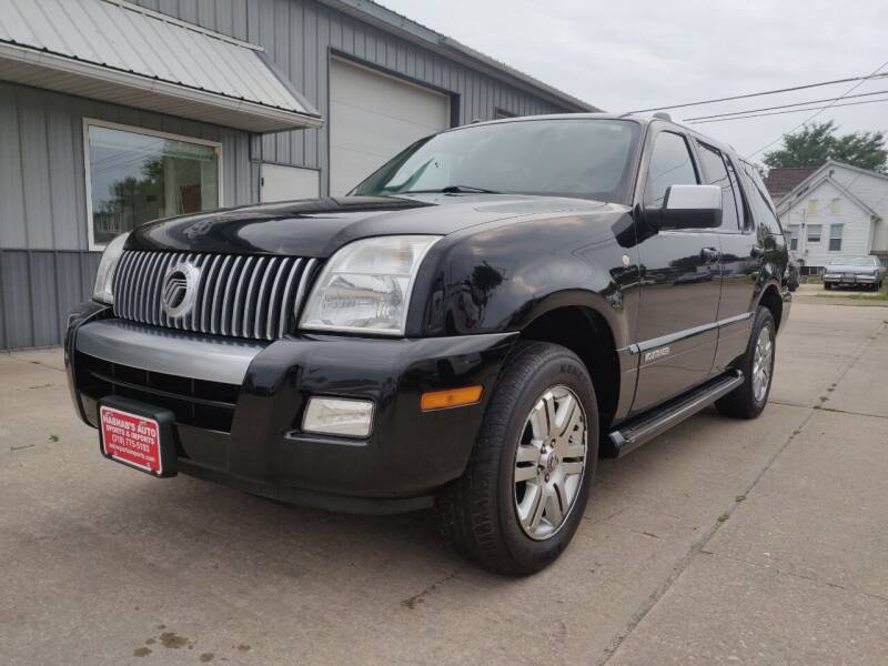 2007 Mercury Mountaineer for sale at Habhab's Auto Sports & Imports in Cedar Rapids IA