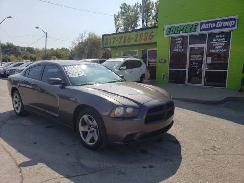 2013 Dodge Charger for sale at Empire Auto Group in Indianapolis IN