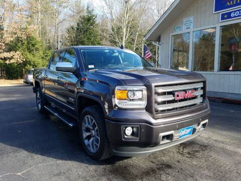2015 GMC Sierra 1500 for sale at Fairway Auto Sales in Rochester NH