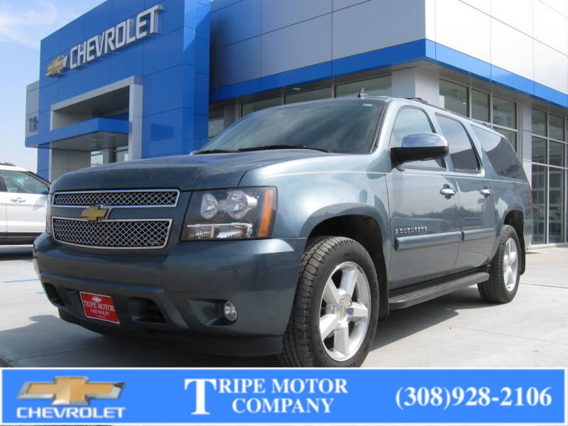 2008 Chevrolet Suburban for sale at Tripe Motor Company in Alma NE