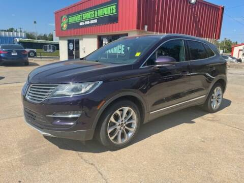 2015 Lincoln MKC for sale at Southwest Sports & Imports in Oklahoma City OK