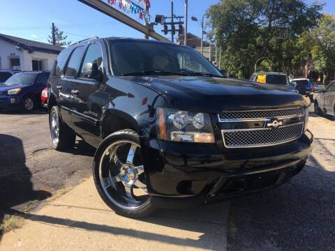 2007 Chevrolet Tahoe for sale at Jeff Auto Sales INC in Chicago IL