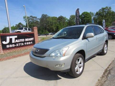 2004 Lexus RX 330 for sale at J T Auto Group in Sanford NC