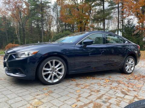 2016 Mazda MAZDA6 for sale at Amherst Street Auto in Manchester NH