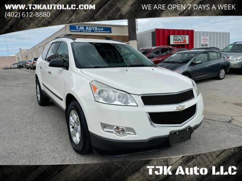 2011 Chevrolet Traverse for sale at TJK Auto LLC in Omaha NE