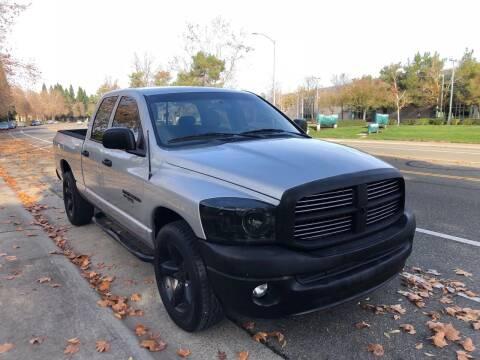 2006 Dodge Ram Pickup 1500 for sale at MK Motors in Sacramento CA