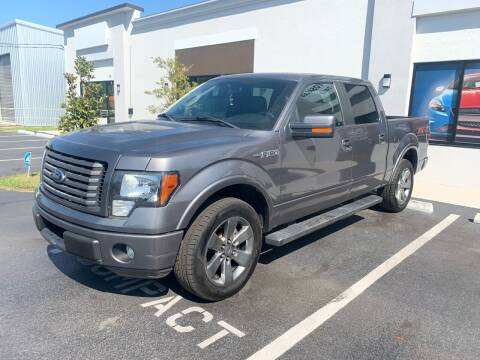 2012 Ford F-150 for sale at Bay City Autosales in Tampa FL