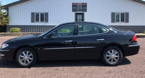 2008 Buick LaCrosse for sale at Geiser Classic Autos in Roanoke IL