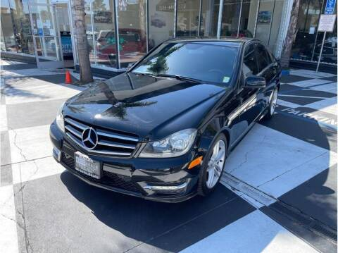 2014 Mercedes-Benz C-Class for sale at AutoDeals in Daly City CA