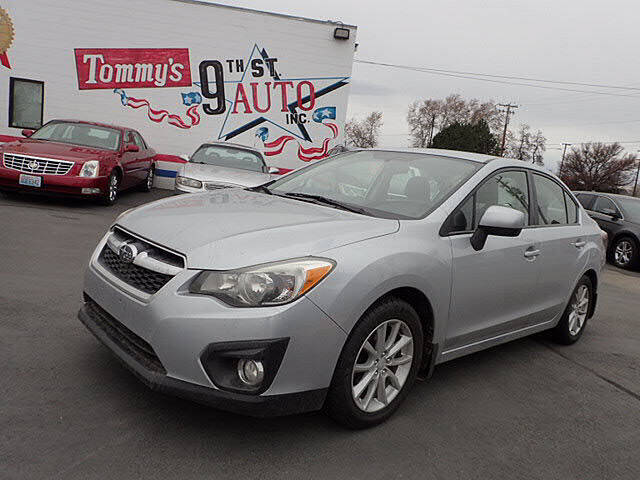 2012 Subaru Impreza for sale at Tommy's 9th Street Auto Sales in Walla Walla WA