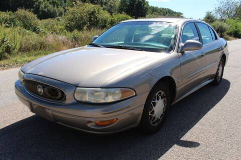 2001 Buick LeSabre for sale at Imotobank in Walpole MA