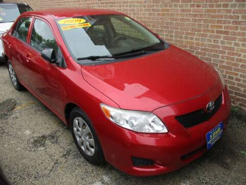2009 Toyota Corolla for sale at 5 Stars Auto Service and Sales in Chicago IL