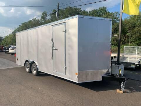 2022 Wells Cargo 8.5x20 FT Deluxe Enclosed