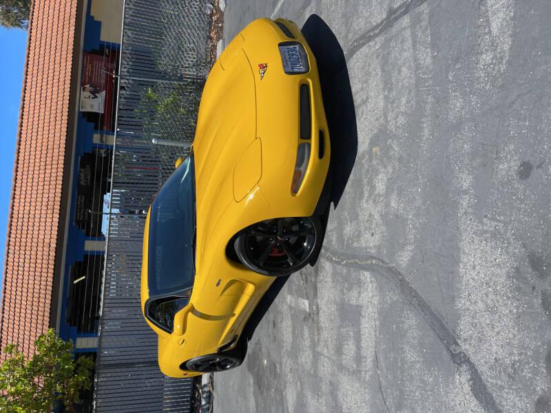 2002 Chevrolet Corvette for sale at BSL Bay Sport & Luxury in Redwood City CA