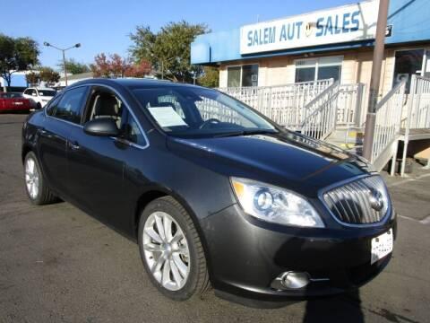 2014 Buick Verano for sale at Salem Auto Sales in Sacramento CA