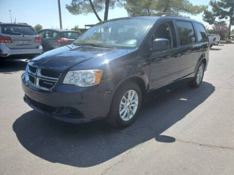 2014 Dodge Grand Caravan for sale at Matador Motors in Sacramento CA