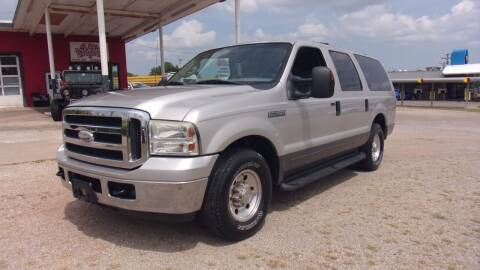 2005 Ford Excursion for sale at 6 D's Auto Sales MANNFORD in Mannford OK