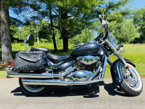 2006 Suzuki Boulevard  for sale at Street Track n Trail in Conneaut Lake PA