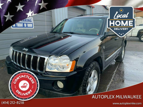 2006 Jeep Grand Cherokee for sale at Autoplex 2 in Milwaukee WI