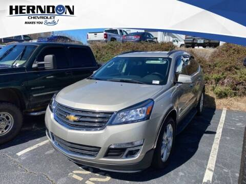 2017 Chevrolet Traverse for sale at Herndon Chevrolet in Lexington SC