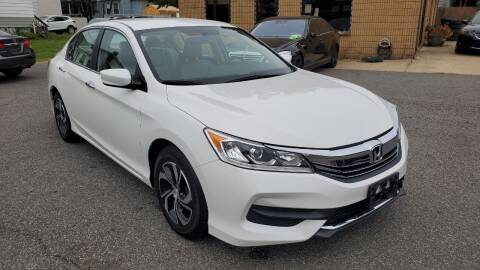 2016 Honda Accord for sale at Citi Motors in Highland Park NJ