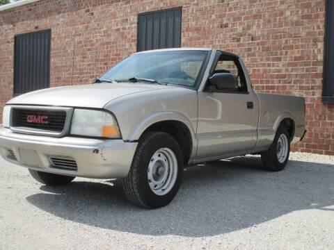 2002 GMC Sonoma for sale at Styln Motors in El Paso IL