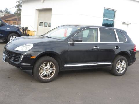 2009 Porsche Cayenne for sale at Price Auto Sales 2 in Concord NH