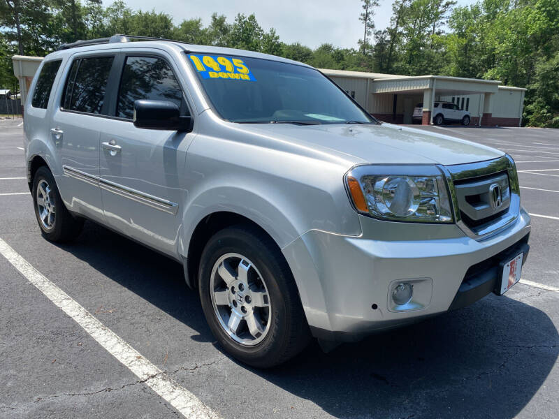 2009 Honda Pilot for sale at B & M Car Co in Conroe TX