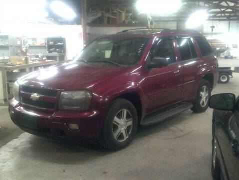 2006 Chevrolet TrailBlazer for sale at MICHAEL J'S AUTO SALES in Cleves OH