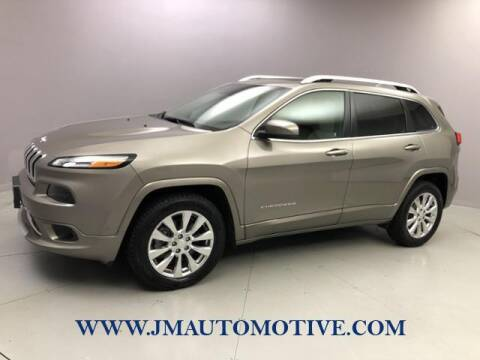 2017 Jeep Cherokee for sale at J & M Automotive in Naugatuck CT