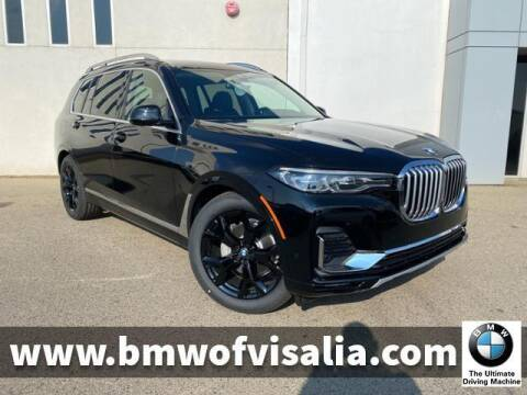 2021 BMW X7 for sale at BMW OF VISALIA in Visalia CA