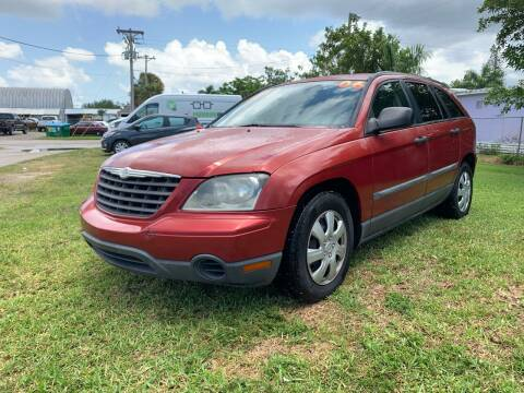 2006 Chrysler Pacifica for sale at Mid City Motors Auto Sales - Mid City North in N Fort Myers FL