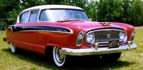 1956 Nash Ambassador for sale at Haggle Me Classics in Hobart IN