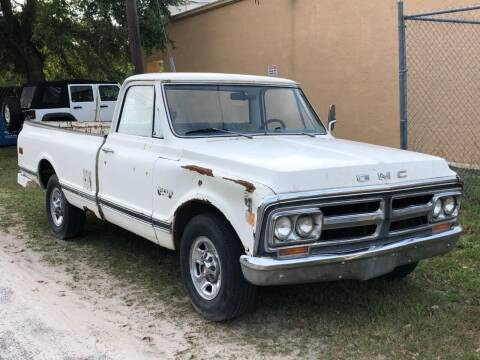 1972 GMC C/K 2500 Series for sale at OVE Car Trader Corp in Tampa FL