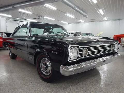 1966 Plymouth Satellite for sale at Custom Rods and Muscle in Celina OH