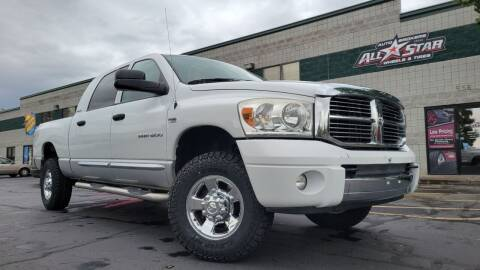 2007 Dodge Ram Pickup 1500 for sale at All-Star Auto Brokers in Layton UT