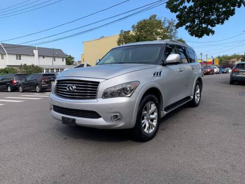 2013 Infiniti QX56 for sale at Kapos Auto, Inc. in Ridgewood, Queens NY