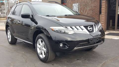 2009 Nissan Murano for sale at Mighty Motors in Adrian MI