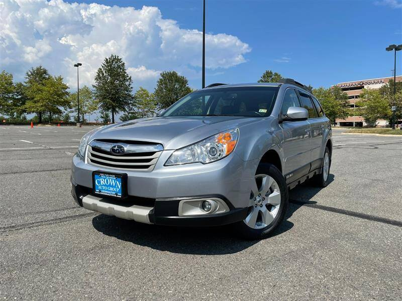 2012 Subaru Outback for sale at Crown Auto Group in Falls Church VA