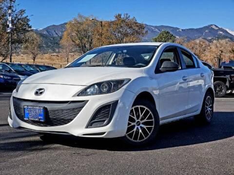 2011 Mazda MAZDA3 for sale at Lakeside Auto Brokers Inc. in Colorado Springs CO