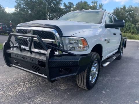 2017 RAM Ram Pickup 2500 for sale at Gator Truck Center of Ocala in Ocala FL